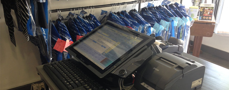 Pos Systems for Dry Cleaner